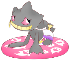 PokePadded - Banette by the--shambles