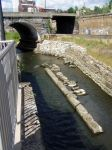 p and o canal lock by OhioErieCanalGirl