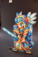 Perler Beads Lenneth CSW by kiskekokanut