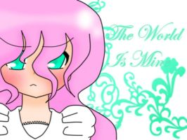 The World Is Mine OC Version by YuiRainbowStar