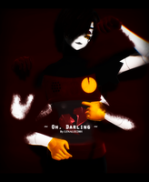   MMD    Oh, Darling    UNDERFELL   by LENALEE2001