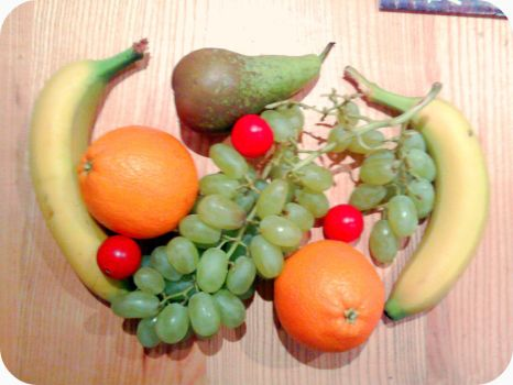 Fruit Bowl by That-French-Ginger