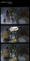 Fable 2: Halloween by Aelwen