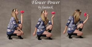 Flower Power11 by faestock