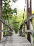 Wooden Bridge by JewelsStock