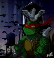 Pigeon Lord by Mysterious-D