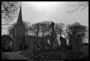 Castletownroche Church by fluffyvolkswagen