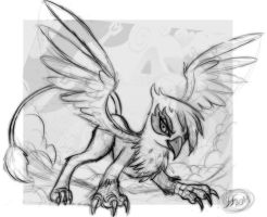 Gilda sketch by 14-bis