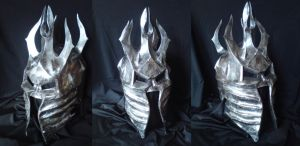 Lich King Helmet by WulWhite