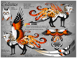 Celsius -Reference sheet by Yechii