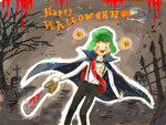 south park // kyle // happy halloween by ChAanChOonFaN