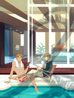 USUK: Resort by hakuku