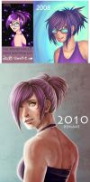 From 2006 to 2010 by NatSmall