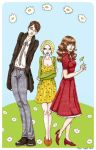 Pushing Daisies by Maija