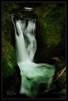 Oneanta Falls by Molosseraptor