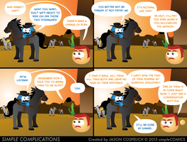 SC666 - Westwood and Cowboy 16 by simpleCOMICS