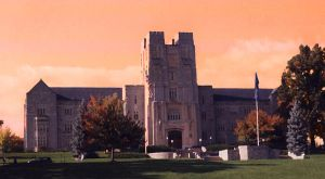 Burrus Hall VT by sproutout
