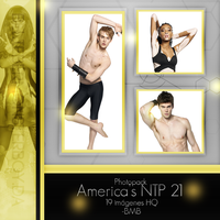 ANTM 21 - Photopack by BelieberMonsterBoy