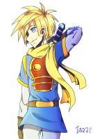 Golden Sun: Issac by HeartSelect