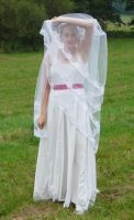 bride on a field 10 by indeed-stock