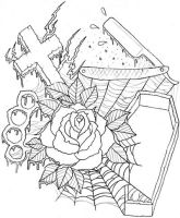 Image Result For Coloring Pages Corpse