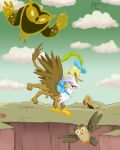 Adventure Time with My Little Pony #11 by kelseyleah