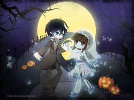 .Halloween 2014. by lNeko-Hime