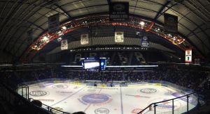 Steel Arena panorama , Kosice , Slovakia by sparcosk