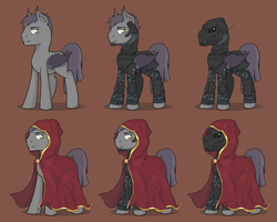 Demi-Precentor IV-epsilon Quiet Rain, Word of Luna by WhatTheScoots