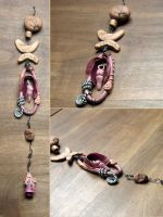 details of polymer clay thingy by bluemacgirl