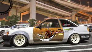 Toyota A86 by Heavymedicated