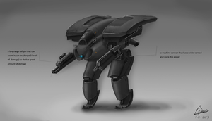 HAWKEN C-class sniper by nobody00000000