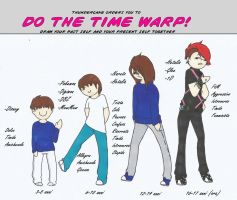 .:Lets do the Time Warp again:. 2.0 by PrinceUseless