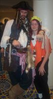 Toan and Jack Sparrow by The-Kat-Bat