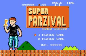 Ready Player One: Parzival by IlNedo