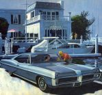 After the age of chrome and fins:1967 Pontiac by Peterhoff3