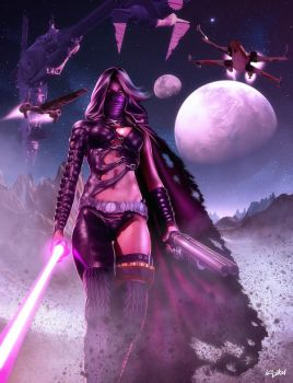 THE SITH POWER by isikol