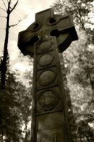 Celtic Cross II by touch-the-flame