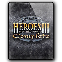 Heroes of Might and Magic III Complete icon by Mustkunstn1k