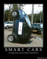 Smart cars by XxDBZCancucksFanxX