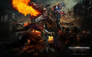 Transformers - Age Of Extinction by tomzj1