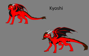 Kyoshi from Eternal Night by Legend-series