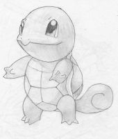Squirtle by iamboredalready