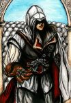 Ezio Auditore II by Sass-Haunted
