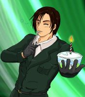 APH - happy birthday by Daciah