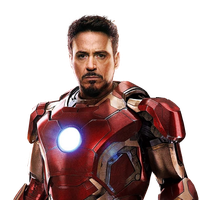 Iron Man - Age of Ultron Render by EversonTomiello