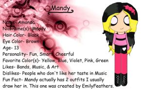 Mandy ~Updated Bio~ by StarStyle14