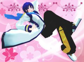 KAITO KAITO Romantic Night by FlowerAppend