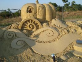 Sand art in burgas 19 by tonev