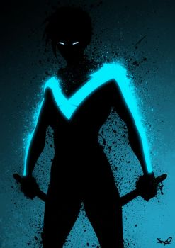 Nightwing (2013 remix) by Sno2